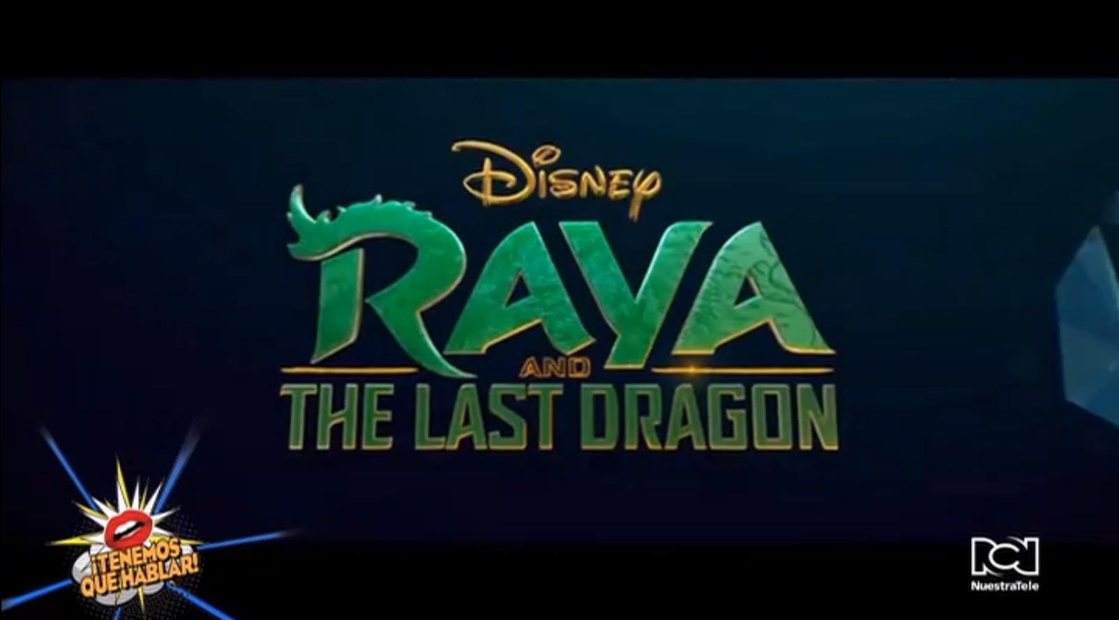 """Walt Disney Animation Studios estrenará este 5 de marzo el filme """"Raya y el último dragón"""""""