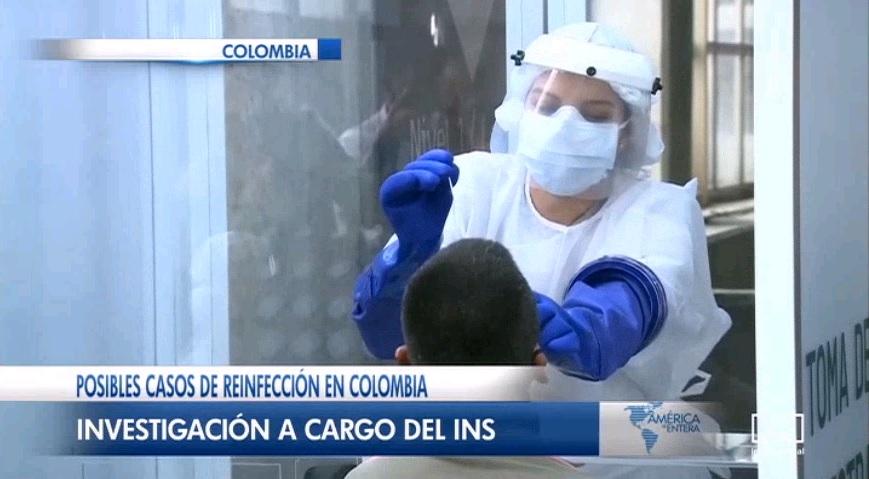 Instituto Nacional de Salud investigará los casos de reinfección de Covid-19 en Colombia
