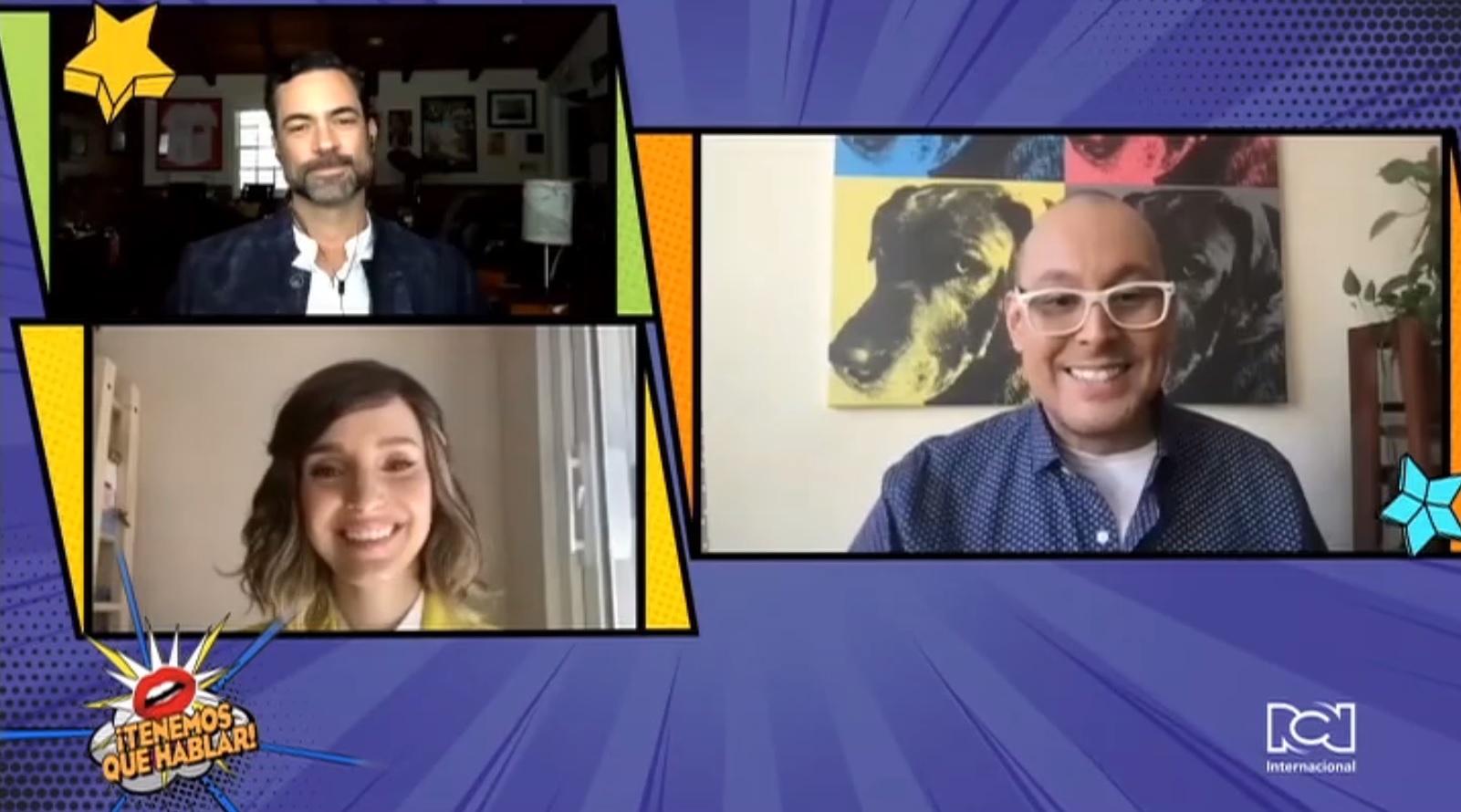 Carla Baratta y Danny Pino describen la conexión que tuvieron con sus personajes en Mayans M.C.