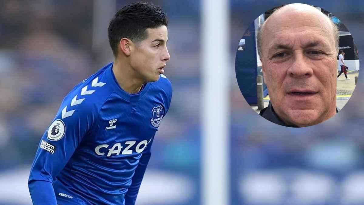 Una cosa es la cifra y otra su análisis: fuerte crítica a los 100 goles de James en Europa