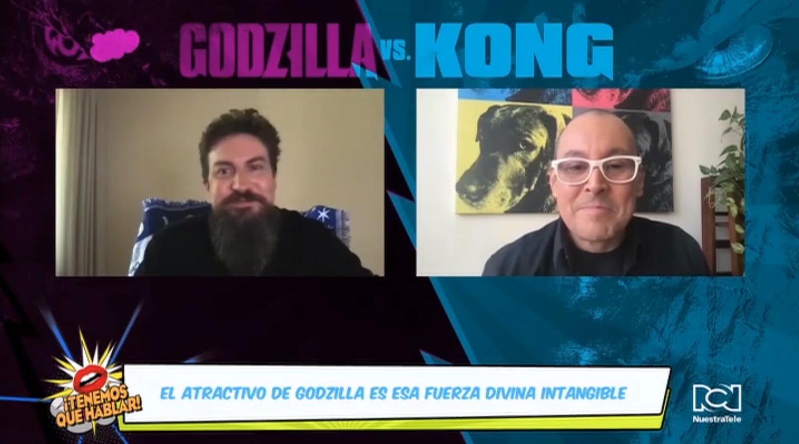 """Hablamos con Adam Wingard sobre el trabajo detrás de cámaras de """"Godzilla Vs. Kong"""""""