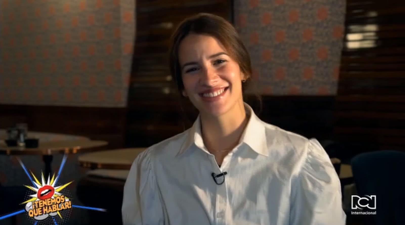 """""""Es maravilloso tener una voz en medio de esta sinfonía"""": Laura Londoño sobre su participación en Café con aroma de mujer"""
