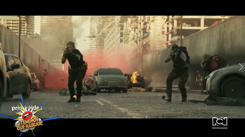 """Amazon lanzó el tráiler final de la película """"La guerra del mañana"""""""