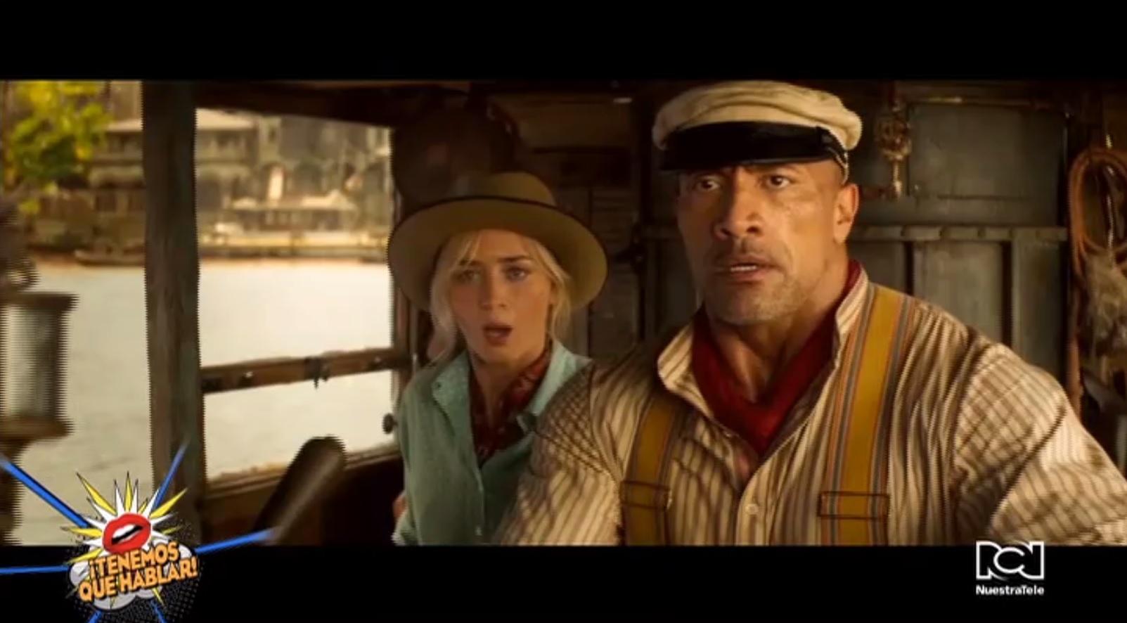 """Disney estrenará el 30 de julio la película de aventuras """"Jungle Cruise"""""""