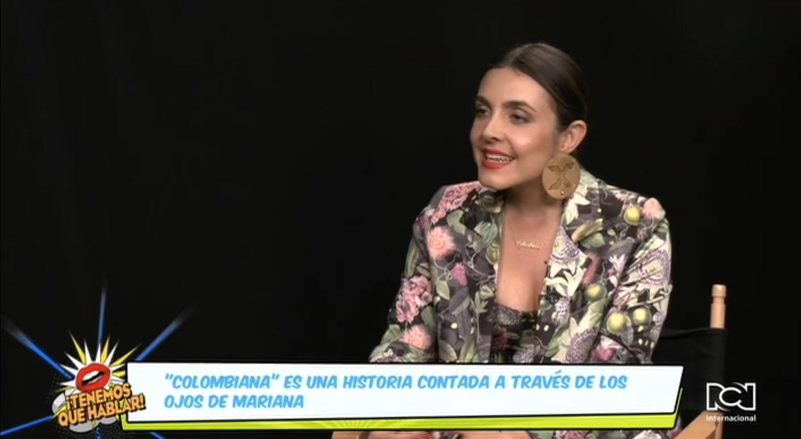 """Mariana Velásquez recopiló las recetas que han marcado su vida en el libro """"Colombiana"""""""