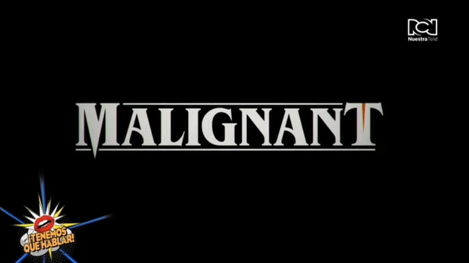"""""""Malignant"""" se estrenará este fin de semana en salas y HBO Max gracias a Warner Bros. Pictures"""