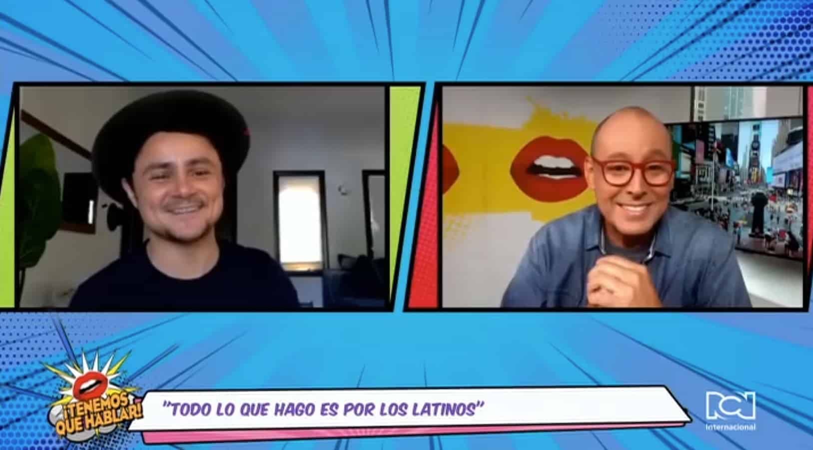 """Arturo Castro destacó los valores de su personaje Victor en la serie """"Mr. Corman"""""""