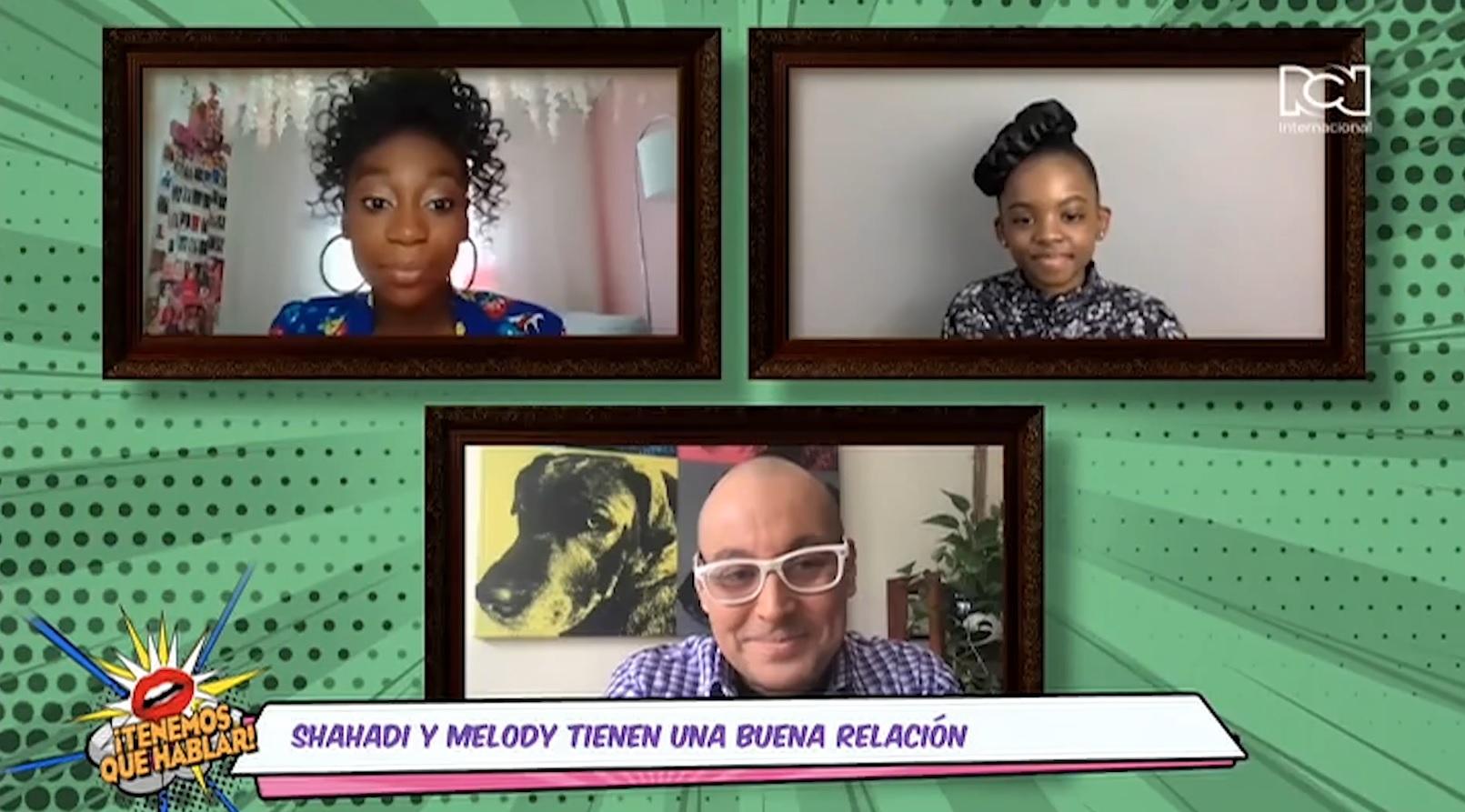 "Shahadi Wright Joseph y Melody Hurd hablan sobre sus personajes en la serie ""Them"""