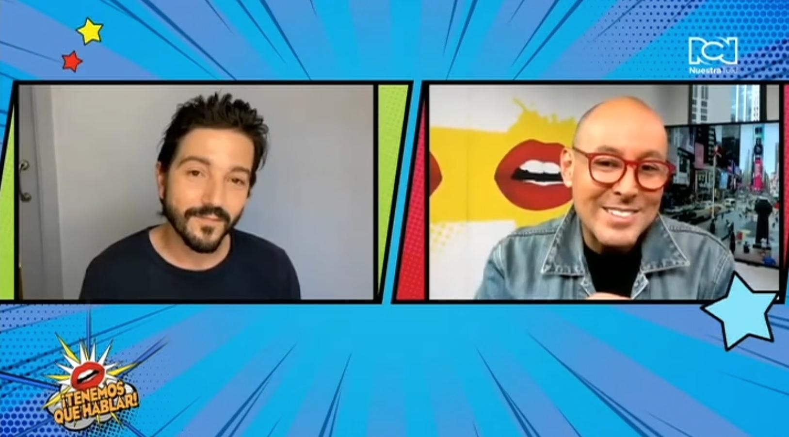 """Diego Luna describió el génesis de la serie """"Pan y Circo"""" de Amazon Prime Video"""