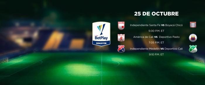 Liga BetPlay Dimayor 2020