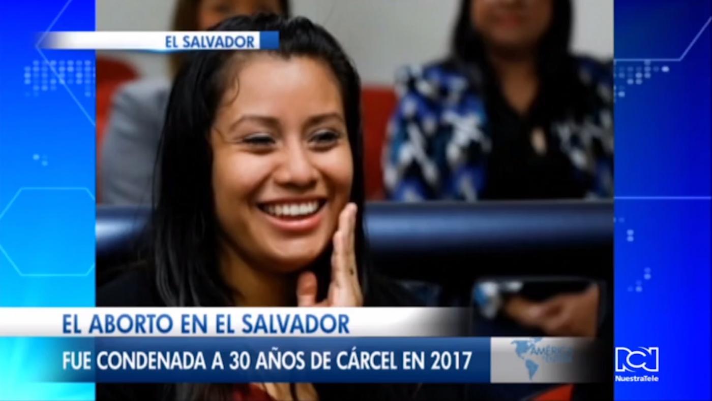 Absuelven a mujer acusada de abortar en El Salvador
