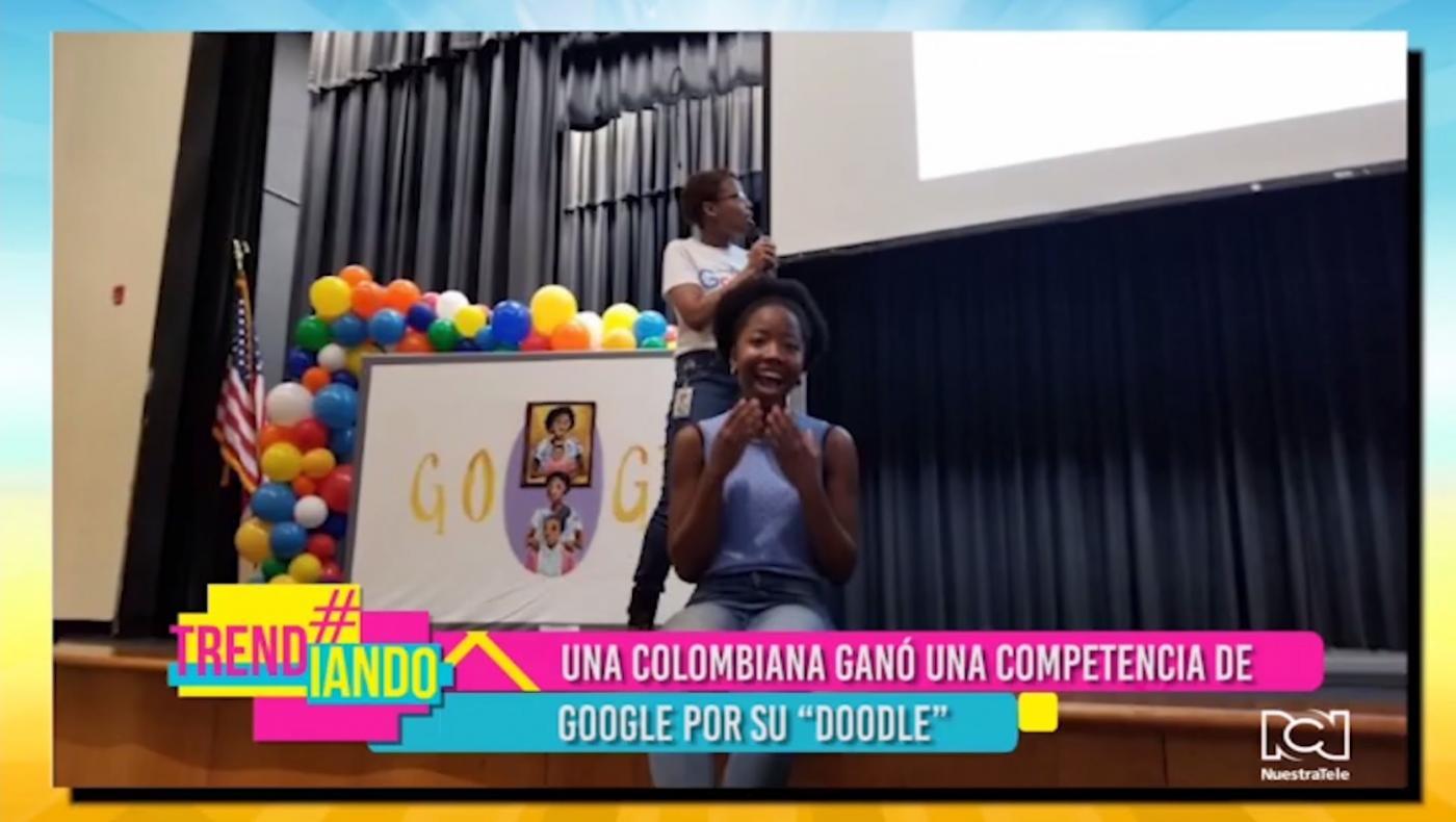 Colombiana gana concurso de Google