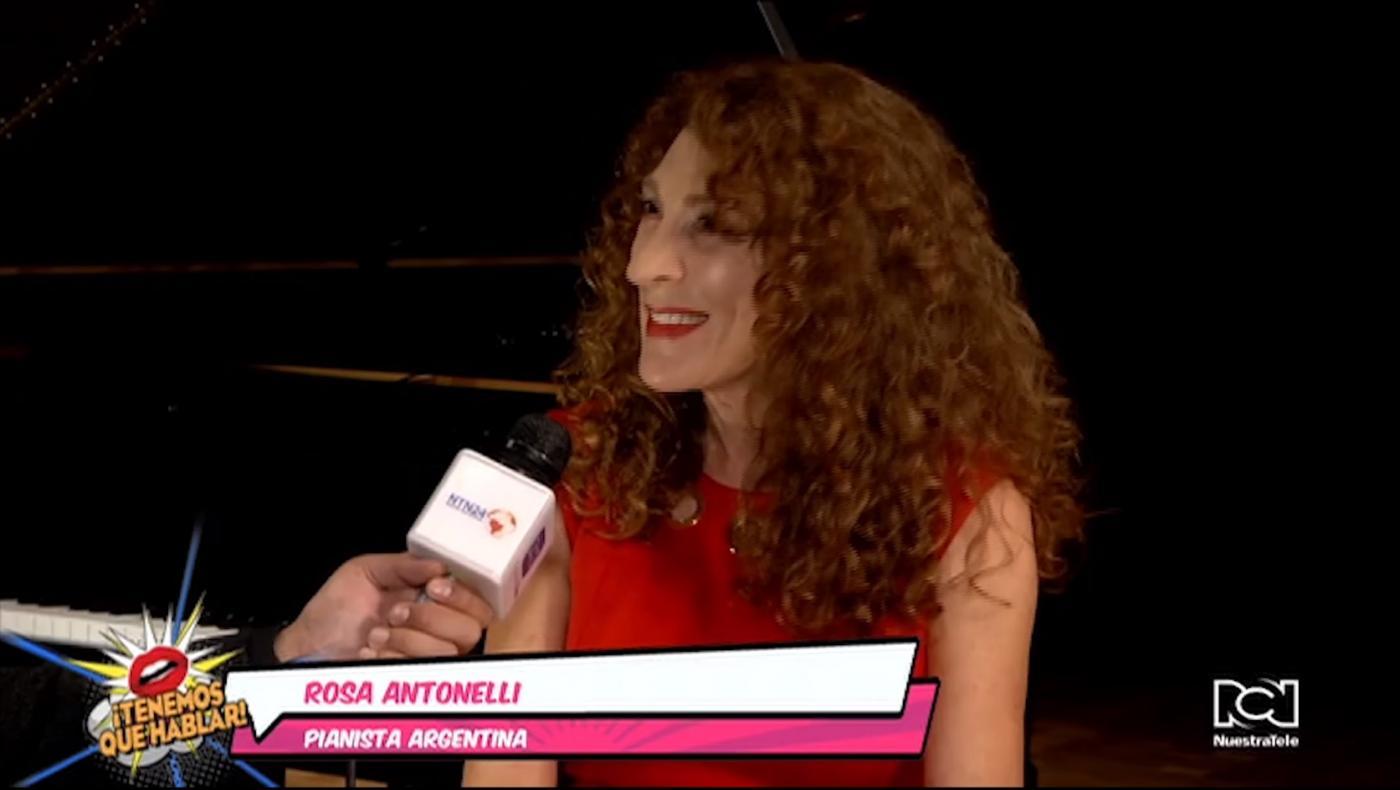 'Bridges: From Chopin To Piazzolla' es el nuevo trabajo de la pianista argentina Rosa Antonelli