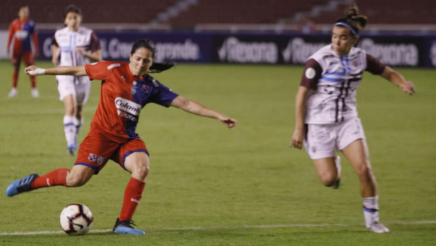 Copa Libertadores Femenina: mira los goles de la derrota 2-1 del Medellín contra UAI Urquiza
