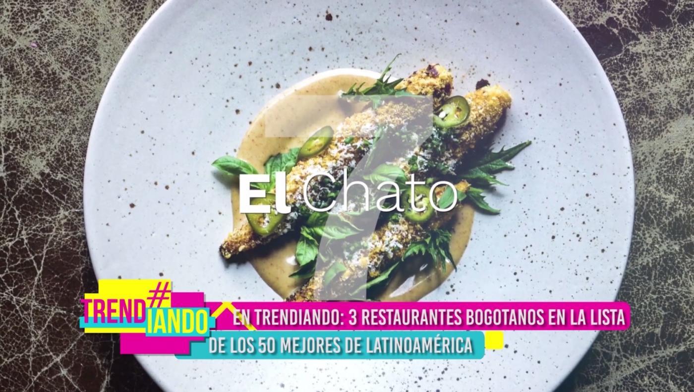 Tres restaurantes colombianos fueron incluidos en la lista de los 50 mejores de Latinoamérica