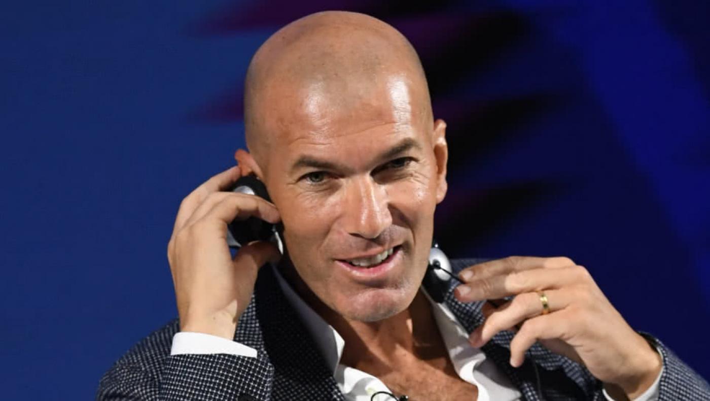 """Zidane: """"Vamos a estar preparados para jugar el clásico cuando nos digan"""""""