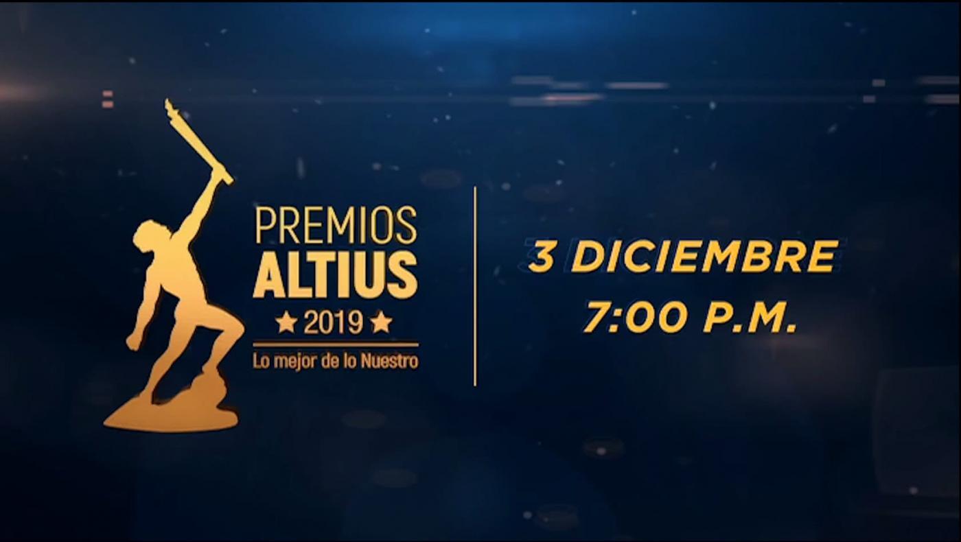 Premios Altius 2019