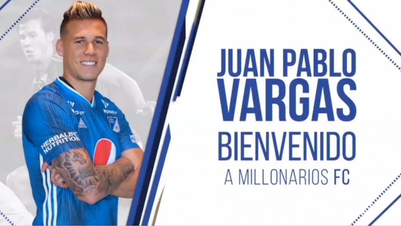 Millonarios presentó ante su afición sus nuevos refuerzos para el 2020