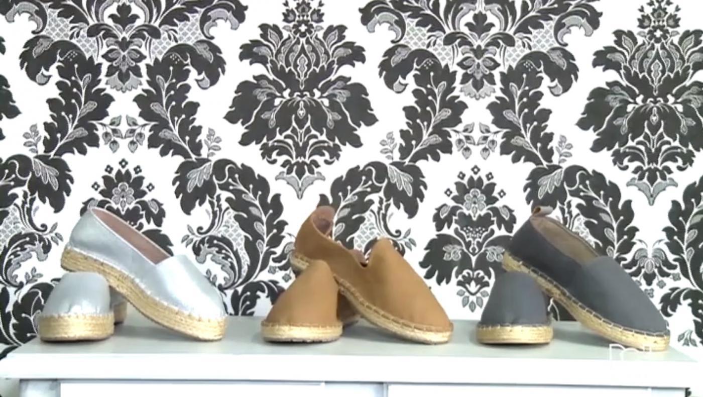 Diseñadora revolucionó la industria de la moda en Colombia al crear zapatos elaborados con yute