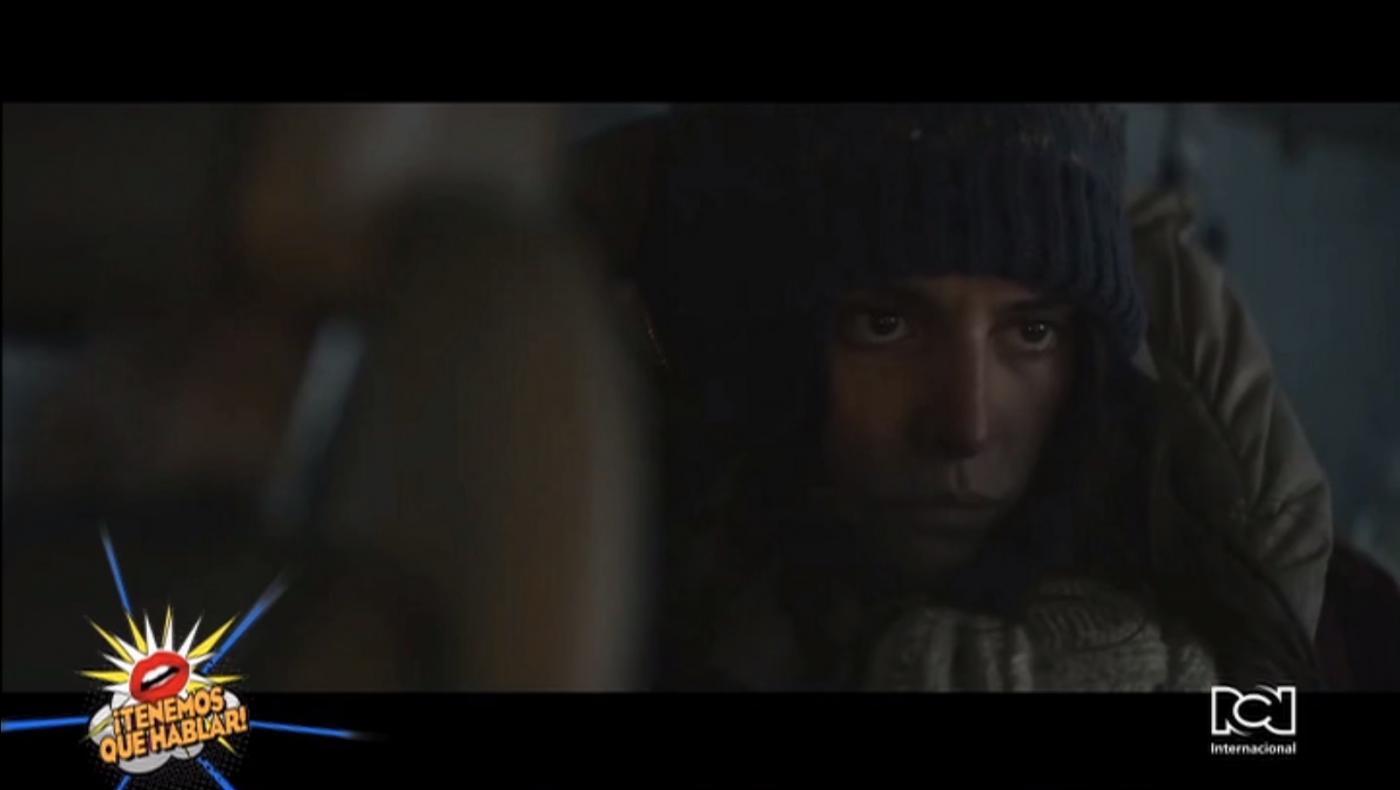 Génesis Rodríguez protagoniza la película Centigrade que se estrenará este 28 de agosto
