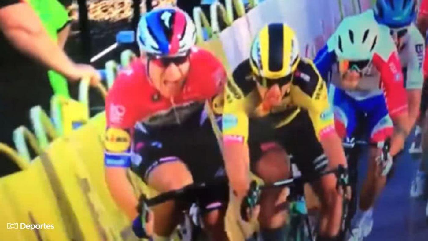 La vida de Jakobsen corre peligro tras su fuerte caída en el Tour a Polonia