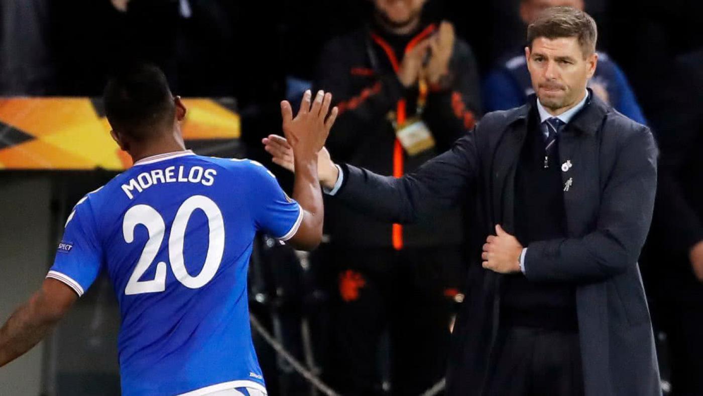 Gerrard reveló detalles de su charla con Morelos