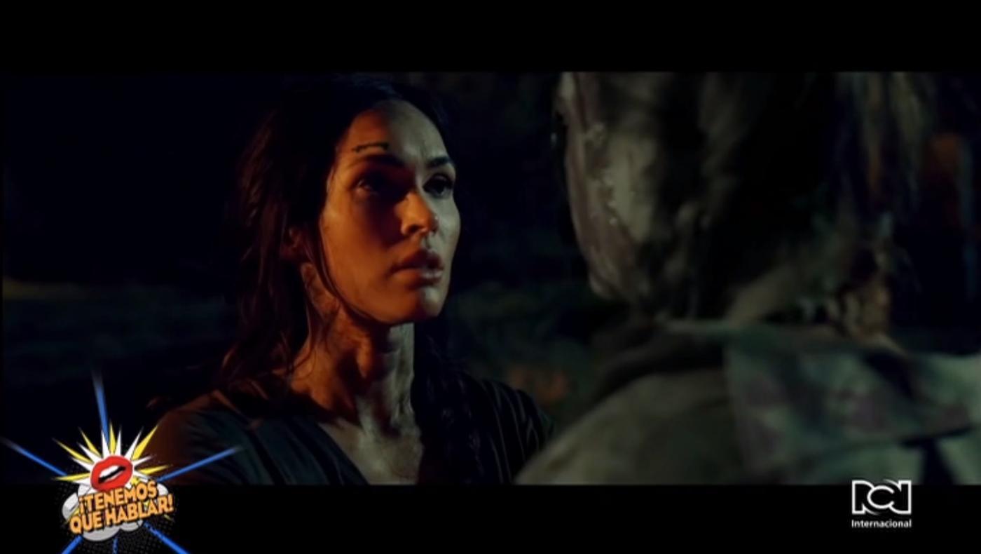 Megan Fox interpreta a una mercenaria endurecida por la guerra en la película de acción Rogue