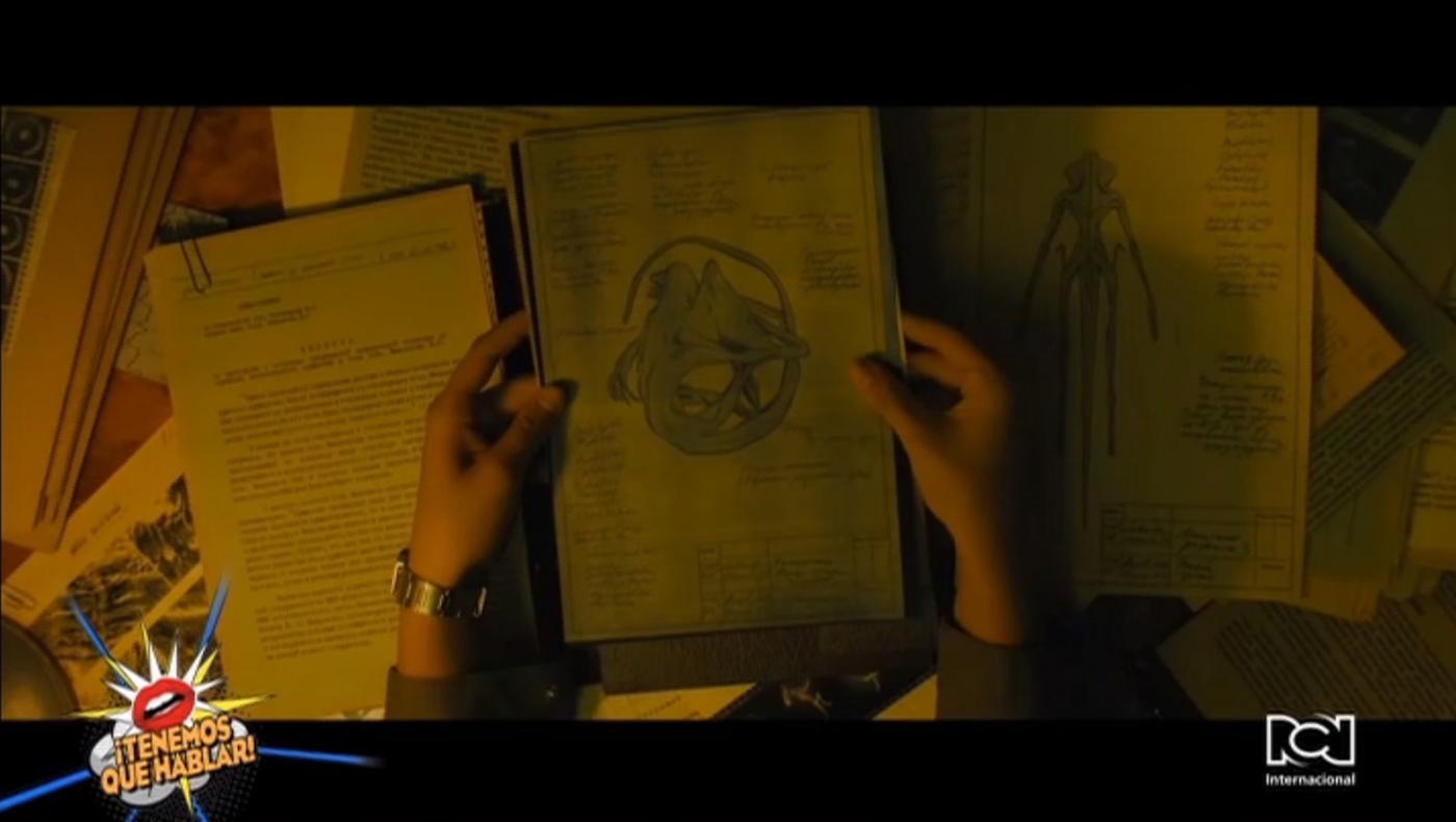 """La invasión alienígena regresa al cine con la película """"Sputnik"""""""