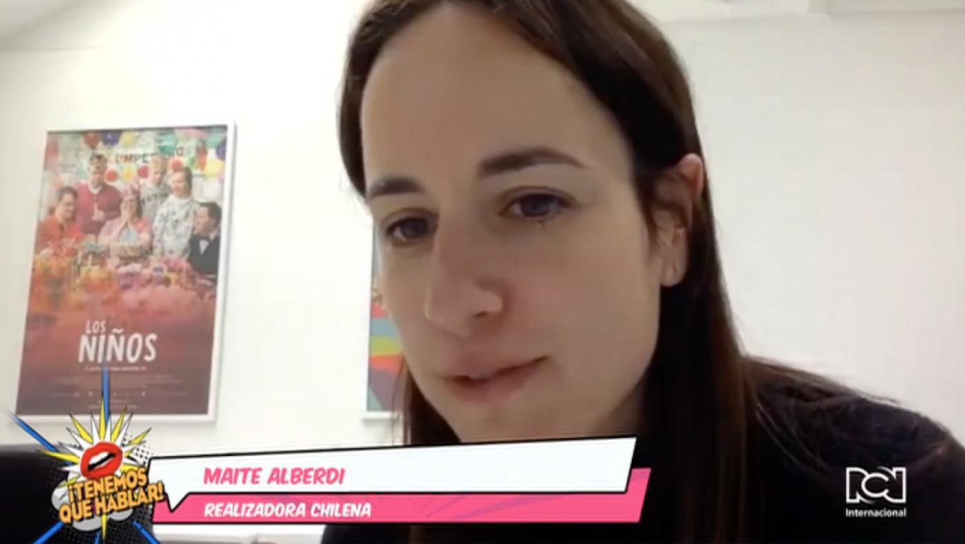 """Las más reciente pélicula de la realizadora chilena Maite Alberdi, es """"El Agente Topo"""""""