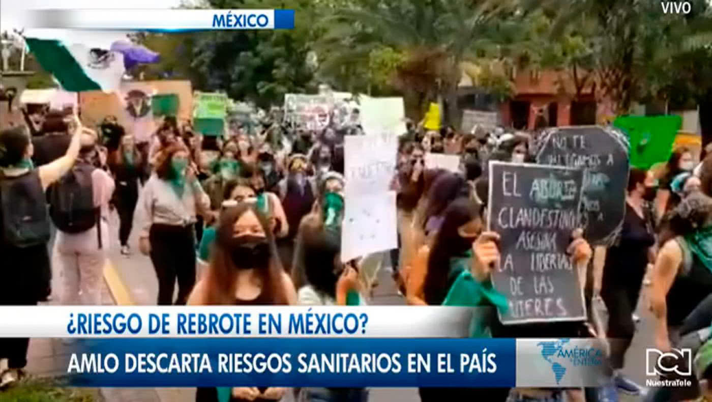 La vacuna contra el COVID en México y como se vive la pandemia en el país