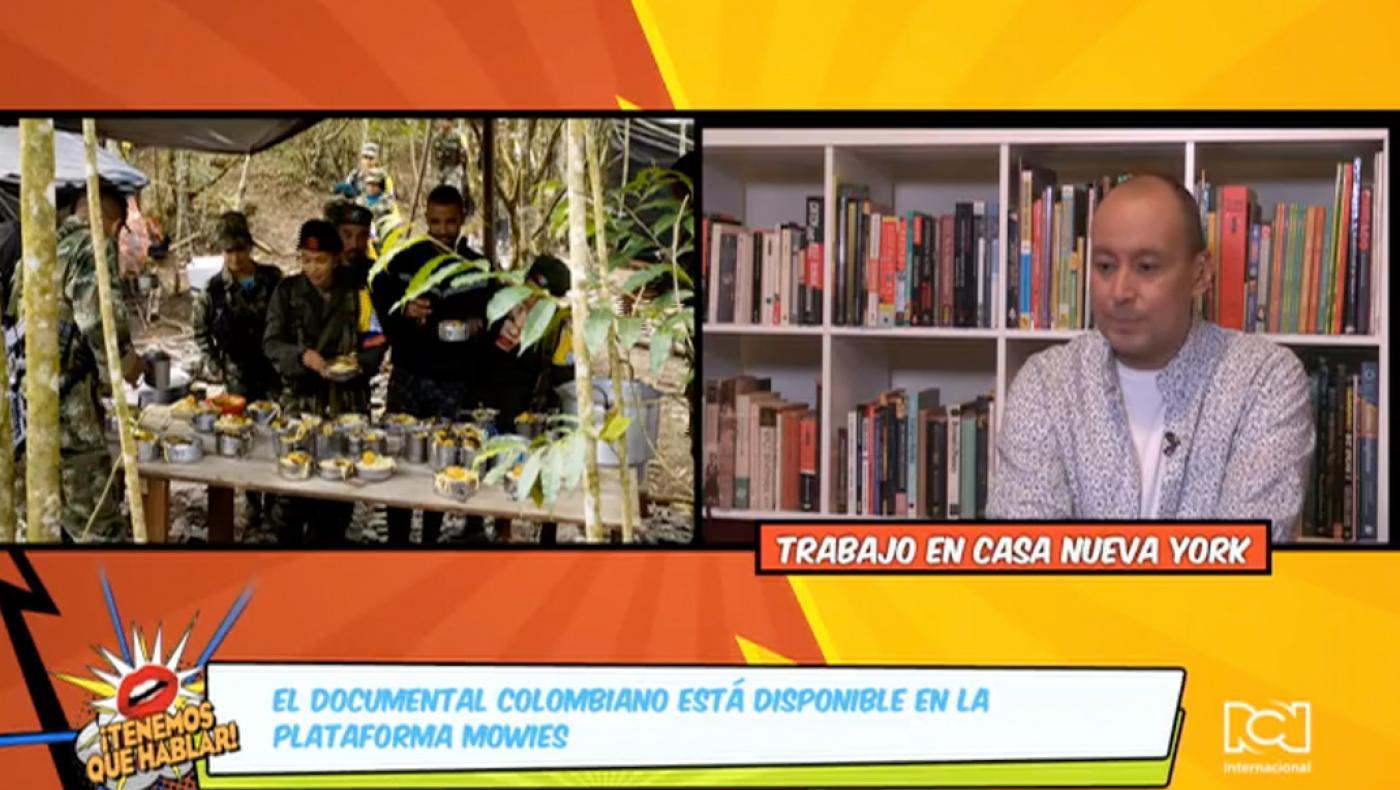 """La otra cara de la moneda en Colombia """"La Paz"""" las historias de los combatientes rasos de las Farc"""