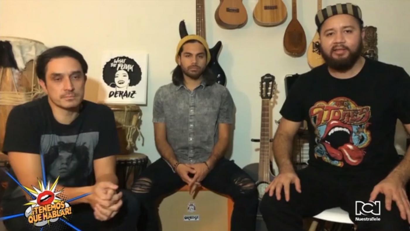 Banda colombiana DeRaíz lanzó el sencillo Eve