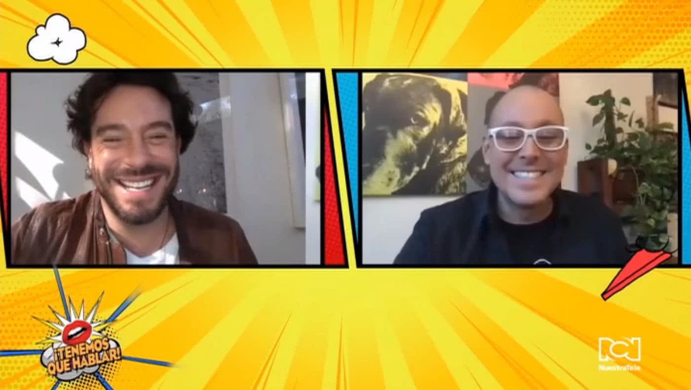 Juan Pablo Espinosa encarna el papel de un indocumentado en Half Brothers la nueva película de Luke Greenfield