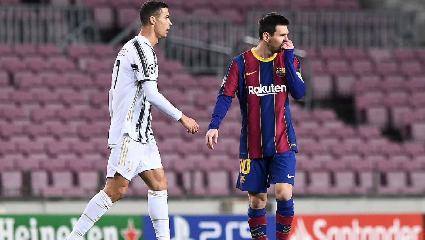 Beckham, con el objetivo de juntar a Messi y Cristiano en la MLS