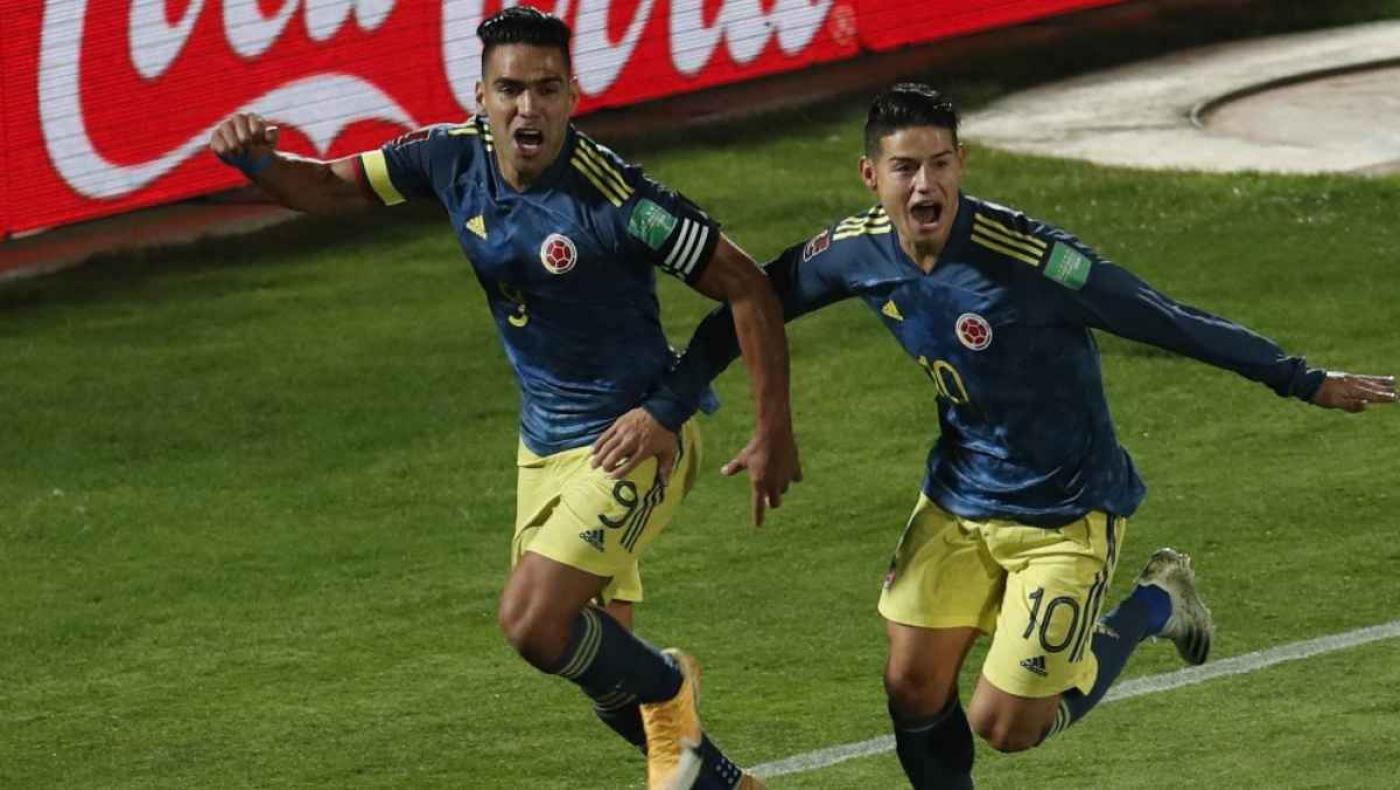 James Rodríguez no se olvidó de Falcao: mensaje especial para el goleador de la Selección Colombia