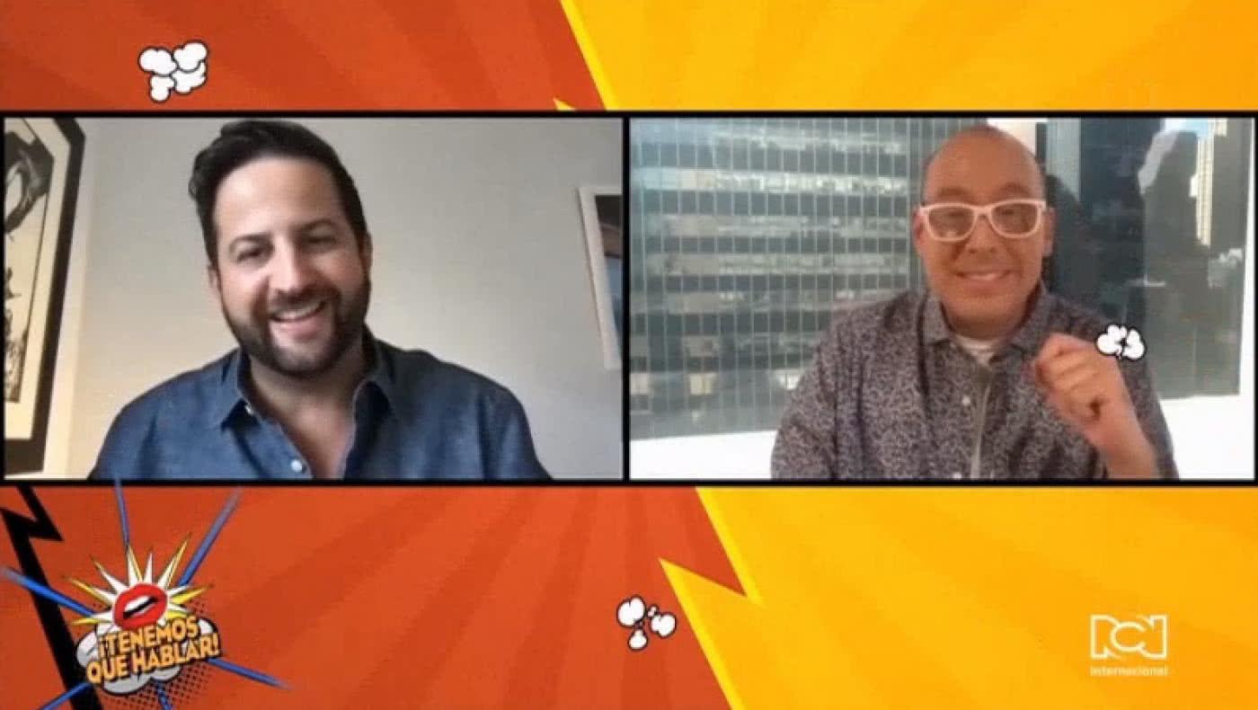 Carlos V. Gutiérrez estrenará este fin de semana el largometraje Locked In