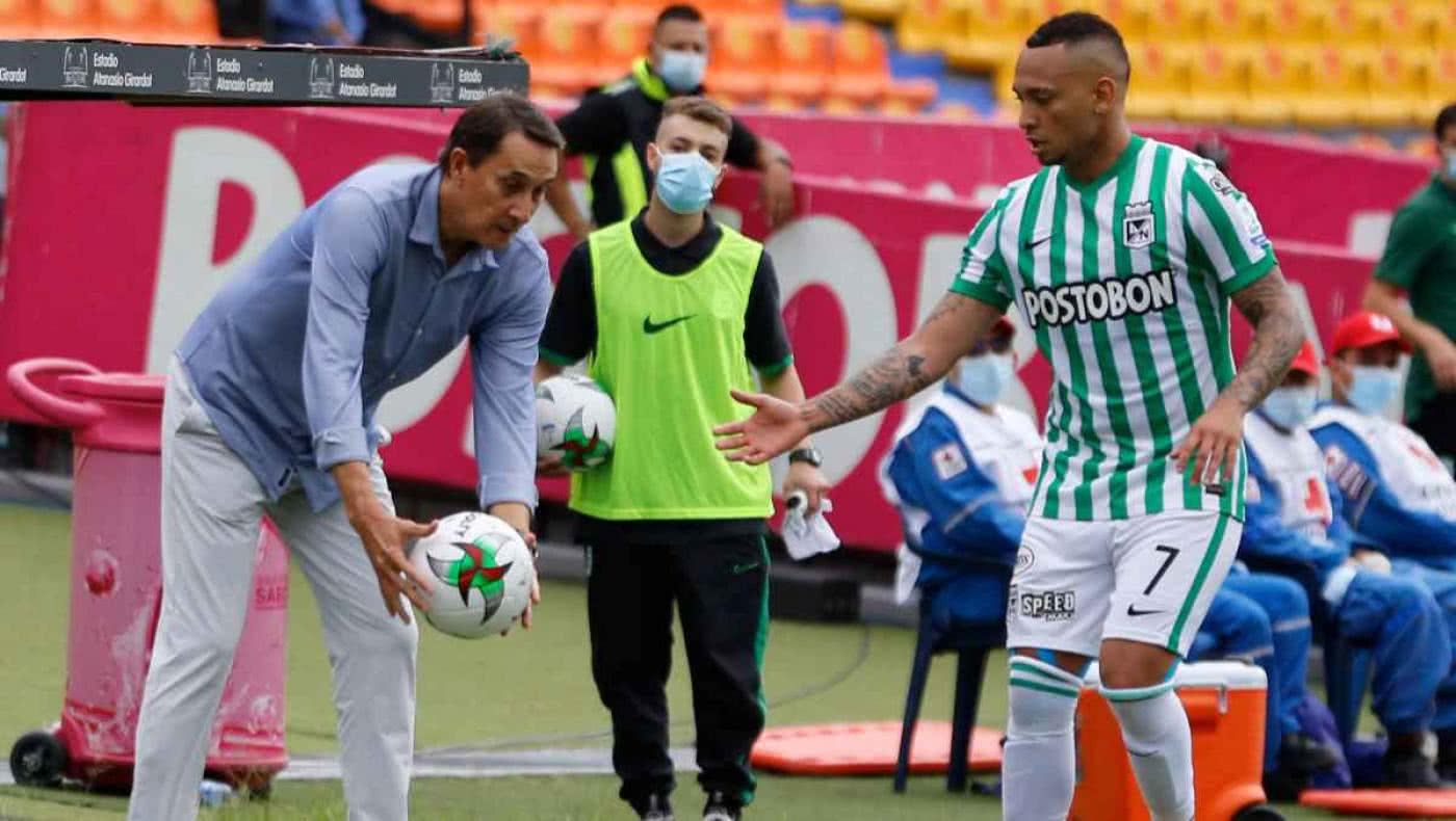 Alexandre Guimaraes sigue en deuda en Nacional: sumó su segunda eliminación