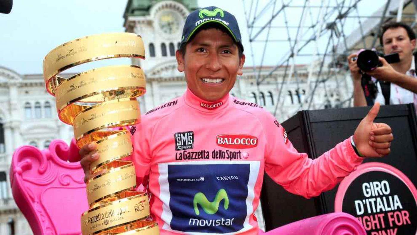 Colombia y su rica historia en el Giro de Italia: las 29 victorias