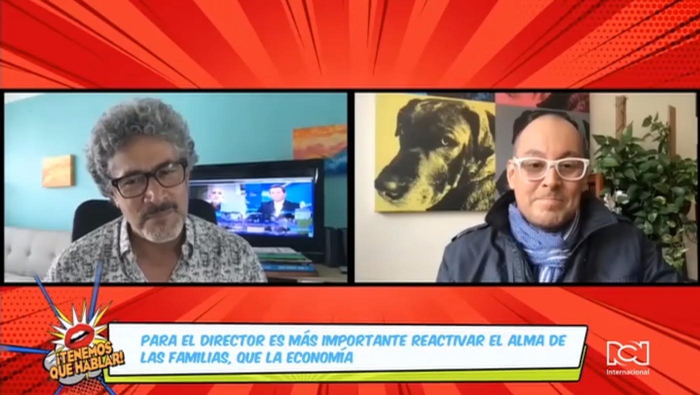 """Yuldor Gutiérrez debuta en el séptimo arte con la película """"Ángel de mi vida"""""""
