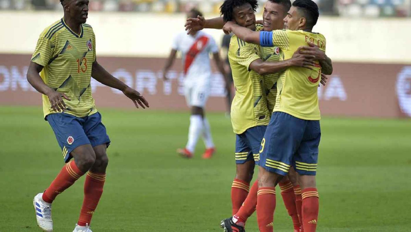 Oficial: cambió horario del partido entre Colombia y Perú, por Eliminatorias