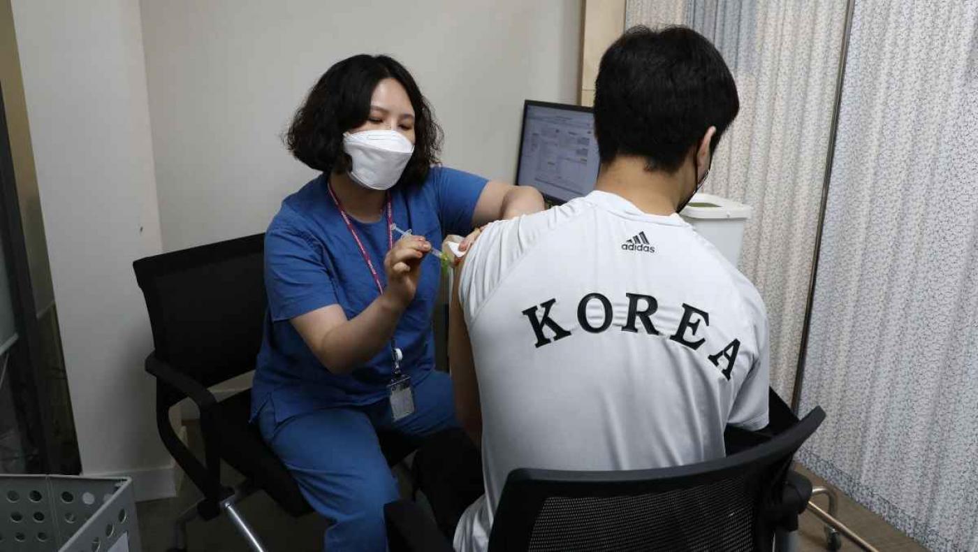 Para facilitar los Juegos Olímpicos, Pfizer y BioNTech darán vacunas a los deportistas