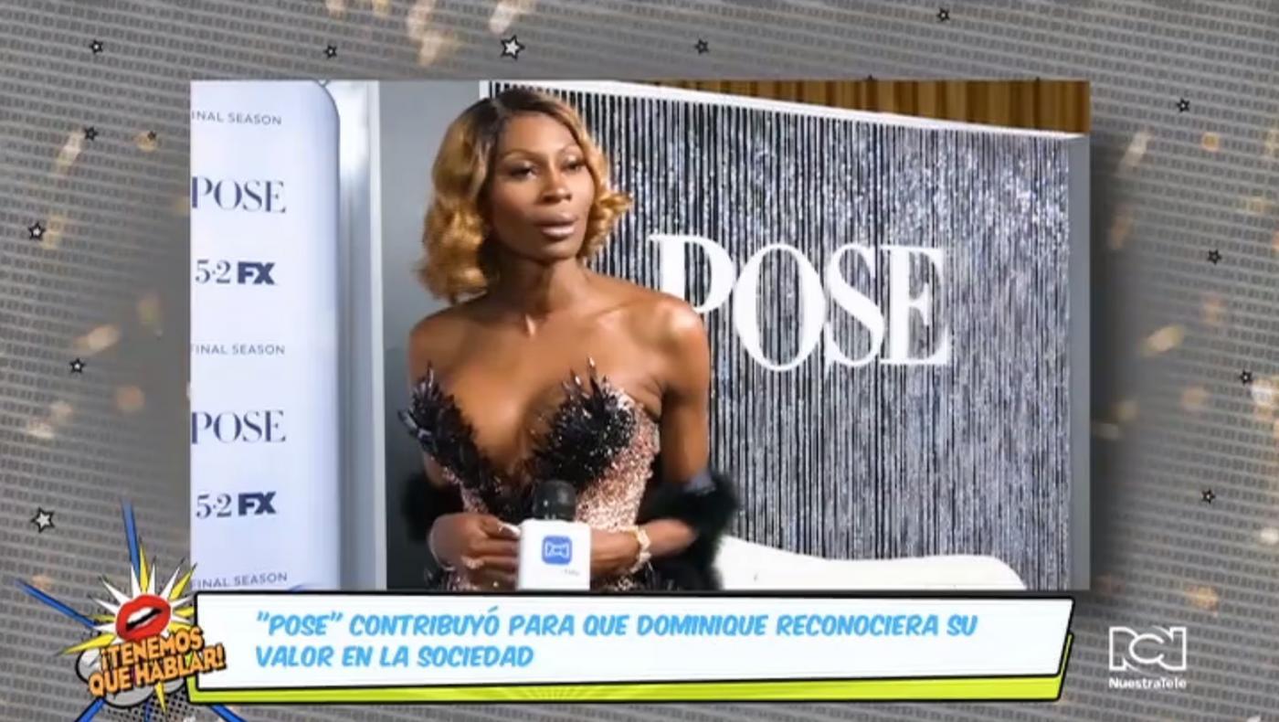 Estrellas de la serie Pose hablaron sobre la importancia de tener un show incluyente en la televisión