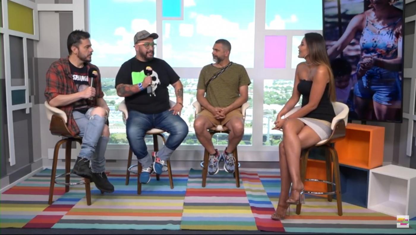 Comediantes colombianos rompen taquilla en sus shows presenciales en Orlando y Miami