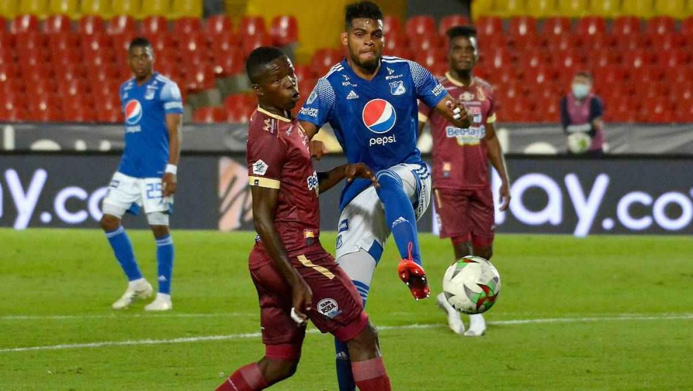 Fecha y hora definidas: así se jugará la final del fútbol colombiano entre Millonarios y Tolima