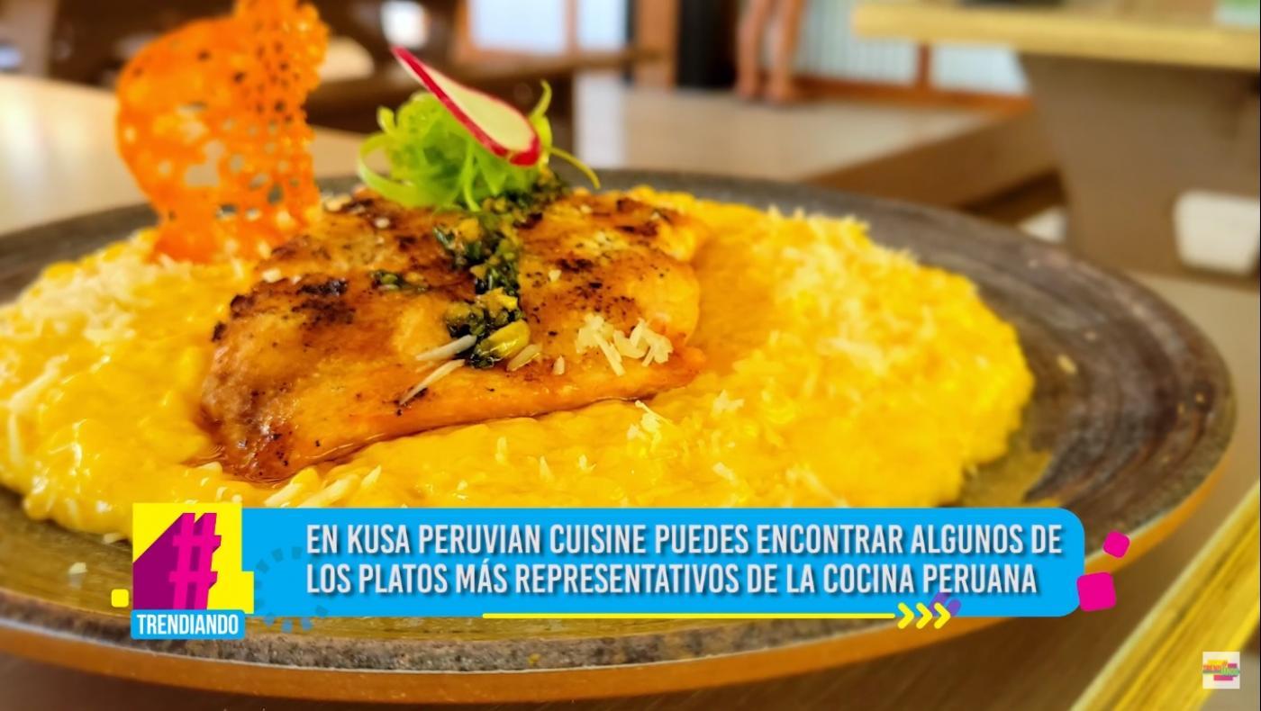 ¡Miami no es solo hamburguesas! Kusa trae al sur de la Florida lo mejor de la cocina peruana
