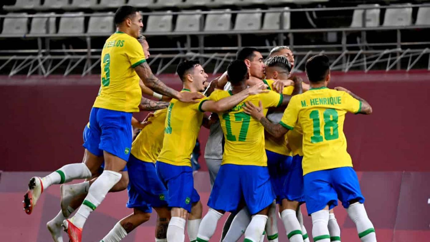 Brasil derrotó a México en los penales y clasificó a la final del fútbol de Juegos Olímpicos