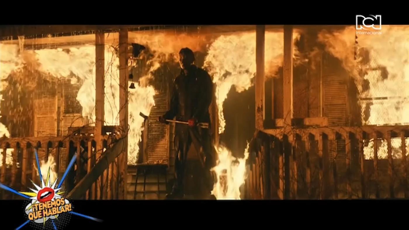 Universal Pictures publicó un nuevo tráiler de Halloween Kills