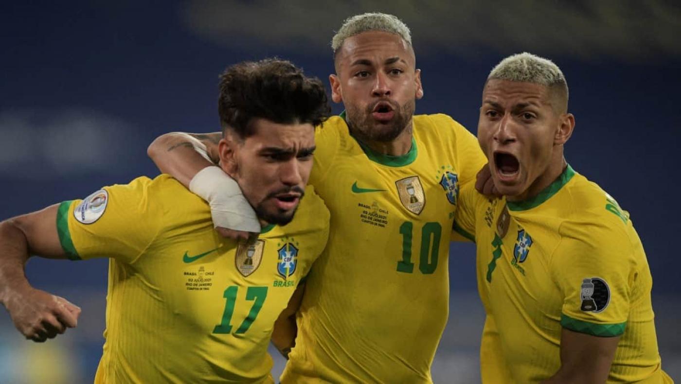 Brasil no podrá contar con dos figuras para enfrentar a Colombia en Eliminatorias