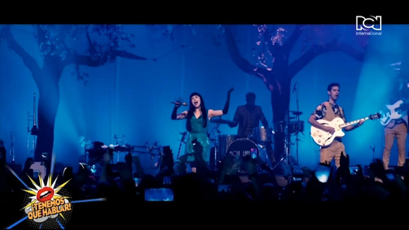 Arrancó la gira Seis de Mon Laferte en Estados Unidos
