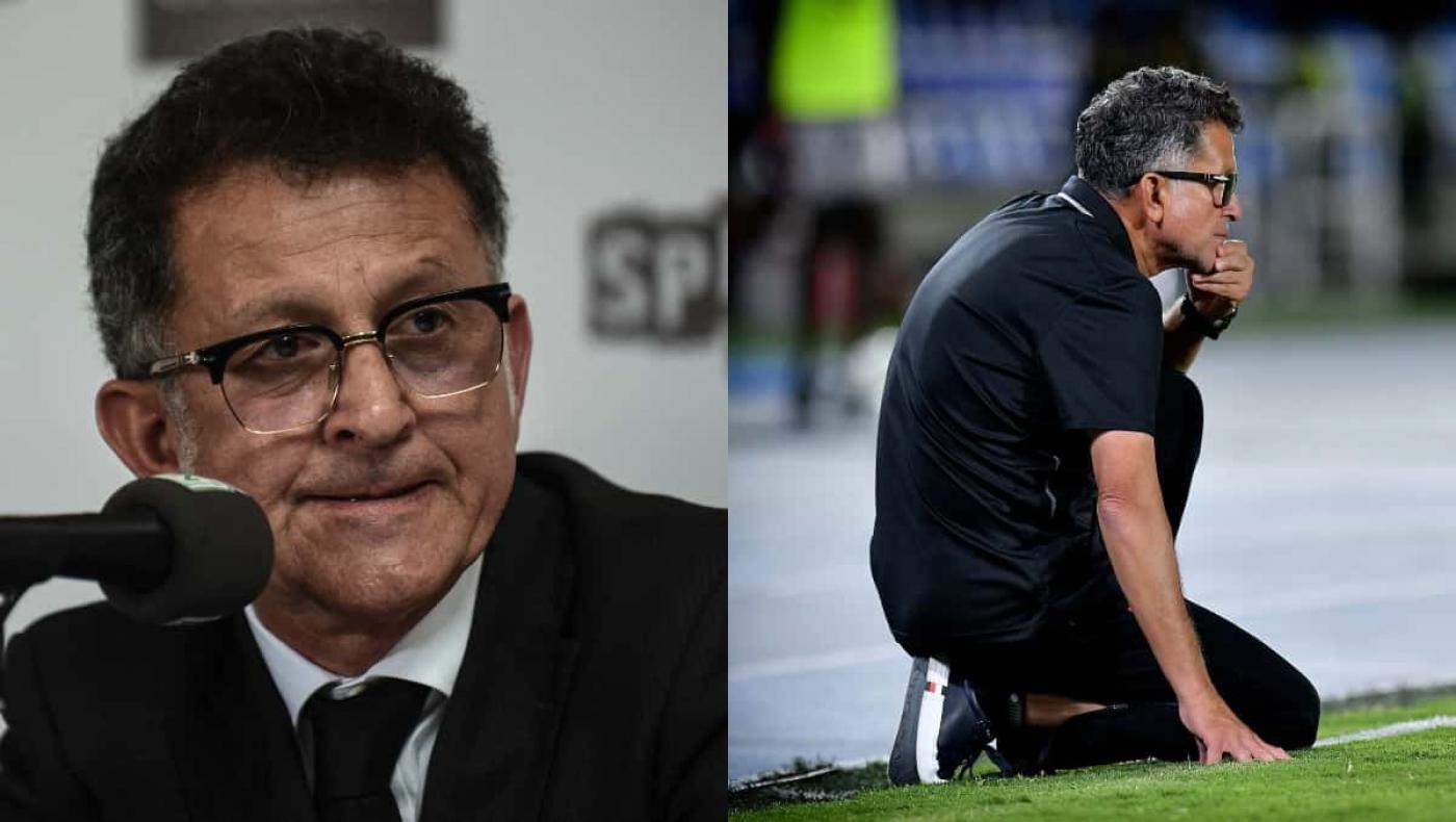 Los grandes fracasos de Juan Carlos Osorio en el fútbol colombiano